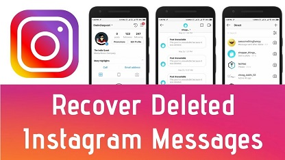 How to Recover Instagram Deleted Messages
