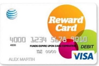 AT&T Reward Center and App