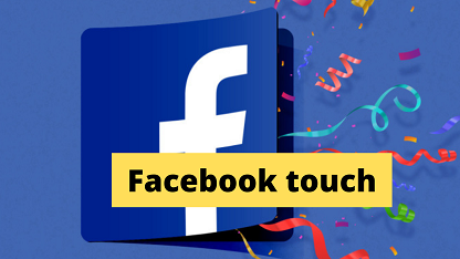 Facebook Touch Login Profile