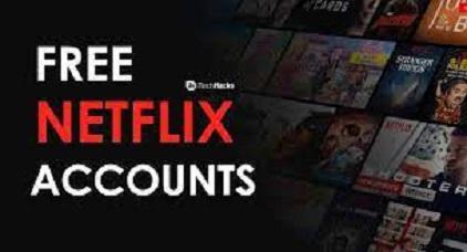 Free Netflix Account and Account Generator