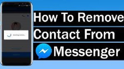 How to Delete Someone from Messenger on Android