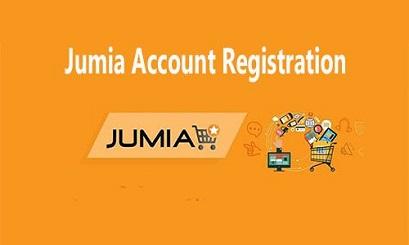 Jumia Account Registration - Order on Jumia Online Shopping